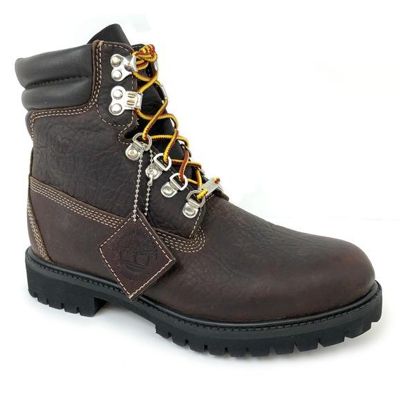 d0cfc1a6059 Timberland Men's 640 Below Dark Brown Boots NWT